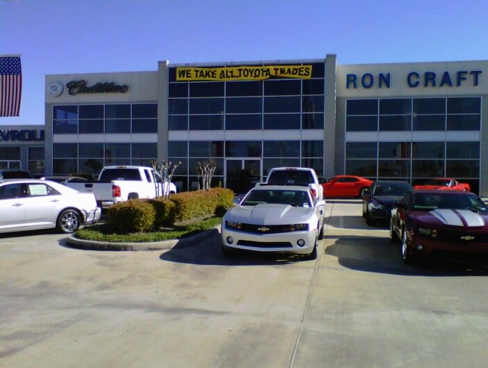 ron craft chevrolet autos post On ron craft chevrolet used trucks